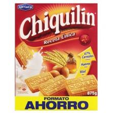 Artiach Chiquilín Galletas 875 gr