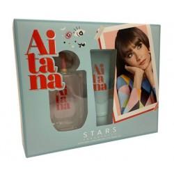Aitana Stars Estuche EDT 80 ml + Body Lotion 75 ml