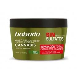 Babaria Mascarilla Reparadora de Cannabis 200 ml
