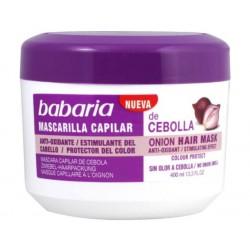 Babaria Mascarilla Capilar de Cebolla 400 ml
