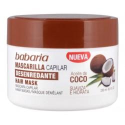 Babaria Mascarilla Desenredante Aceite de Coco 250 ml