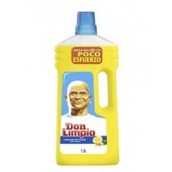 Don Limpio Limpiador Multiusos Limón 1300 ml