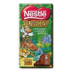 Nestlé Jungly Tableta 125 gr