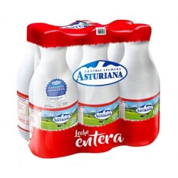 Central Lechera Asturiana Entera 6 x 1,5L