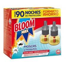 Bloom Max Moscas y Mosquitos 2 Recambios