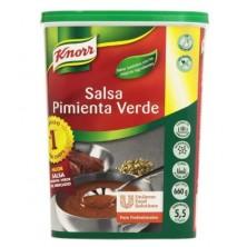 Knorr Salsa Pimienta Verde 660 gr