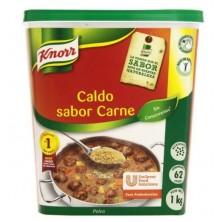 Knorr Caldo Sabor Carne 1 Kg