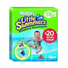 Huggies Little Swimmers Bañadores Desechables Talla 3-4 de 7-15 Kg