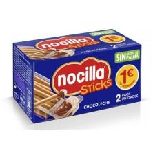 Nocilla Sticks ChocoLeche 2x30 gr