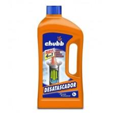 Chubb Desatascador Limpiatuberías 1 Litro