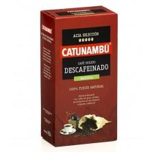 Catunambú Café Molido Descafeinado 250 gr