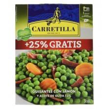 Carretilla Guisantes con Jamón 300 gr
