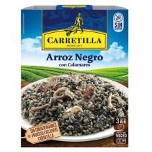 Carretilla Arroz Negro con Calamares 300 gr